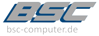 BSC Computer Systeme GmbH - Logo